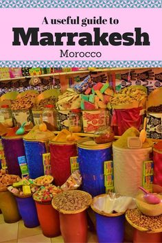 Great tips if you are visiting Marrakech, plus useful advice if you are a female travelling solo Marrakech | Morocco | Travel Tips | Solo Traveller | Female Traveller