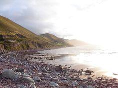 Ireland~ I want to go...SO BAD...and Scotland! :)