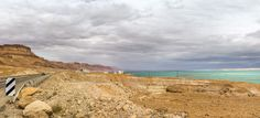 Dead Sea and costal road