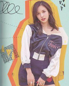 [SCAN] Mina for TWICEcoaster Lane 2 Yellow version  #트와이스 #TWICE #MINA #미나
