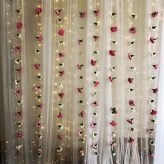 The popular Fairy lights backdrop with floral garlands! Simple, cost friendly and absolutely gorgeous!  #sgweddings #sgflorists #sgweddings #sgflorist #sgweddingstyling #fairylights #sgweddingstylist #sgweddingdecor
