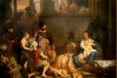 Adoration of the Kings by Gerard de Laresse