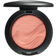 M·A·C Extra Dimension Blush: Magnetic Nude Collection (€21) ❤ liked on Polyvore featuring beauty products, makeup, cheek makeup, blush, beauty, faces and mac cosmetics