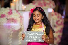 Richa & Mrunal's wedding was romantic and elegant, yet festive and fun. Indian Wedding Ceremony, Ballroom Wedding, Pearl River, Glamour, Romantic, Engagement, Bride, Elegant, Fashion