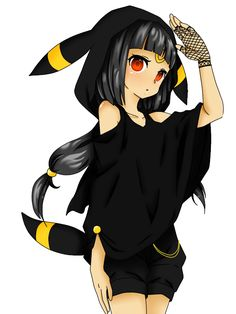 umbreon go girl❤️❤️