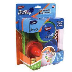"Wham-O Hover Hockey Portable Pocket Size Air Hockey Set - Toys""R""Us"