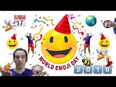 "Are there too many ""National _________ Days? National Days, National Holidays, National Boyfriend Day, World Emoji Day, World Days, July 17, Day Work, Emoticon, Make It Yourself"