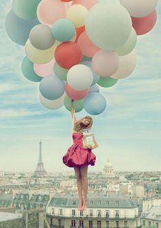 I want to go back to Paris soon!