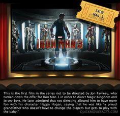 Well iron man 3 was waaaaay better anyways. Fun Movie Facts, Fun Facts, Movie Trivia, New Movies, Good Movies, Movies And Tv Shows, Love Movie, Movie Tv, Weird Facts