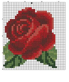 Thrilling Designing Your Own Cross Stitch Embroidery Patterns Ideas. Exhilarating Designing Your Own Cross Stitch Embroidery Patterns Ideas. Embroidery Flowers Pattern, Rose Embroidery, Flower Patterns, Cross Stitch Embroidery, Cross Stitch Tattoo, Cross Stitch Charts, Cross Stitch Designs, Cross Stitch Patterns, Cross Stitch Flowers Pattern