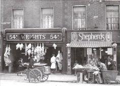 Thomas Street 1930s