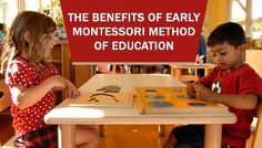 The method of education developed by Italian physician and educator Mari Montessori is still in vogue and implemented by teachers all over the world. Early Montessori education for children develops key skills in children and brings them up to be responsible and proper citizens. You should get your child in some pre k schools in Flower Mound TX as soon as they turn three years old. Today we will discuss the benefits of Montessori education on your child.