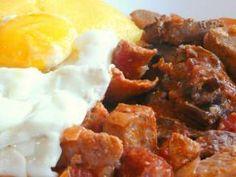 Tochitura ardeleneasca, Rețetă Petitchef Romanian Food, 30 Minute Meals, Jamie Oliver, Soul Food, Carne, Food To Make, Food And Drink, Cooking Recipes, Beef