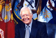 "Former President Jimmy Carter backs states legalizing marijuana. Speaking to a CNN forum, Carter believes decriminalizing marijuana is a road the United States should go down. ""I'm in favor of it. I think it's ok,"" Carter said. ""I think we can watch and see what happens in the state of Washington for instance … and let the American government and let the American people see if it causes a serious problem or not."" Carter – who championed the decriminalization of marijuana while he was running…"