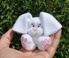 Baby Washcloth Bunny WashAgami ™ Instructional Video New HD