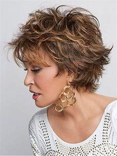 Resultado de imagem para Raquel Welch Layered Hairstyles