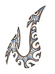 Tribal Fish Hook Tattoo - Bing Images
