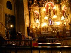 Carmelitas Descalzas calle Amenabar 450, Buenos Aires, Argentina
