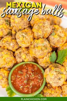 Mexican Appetizers Easy, Mexican Snacks, Finger Food Appetizers, Appetizer Dips, Mexican Dishes, Mexican Food Recipes, Appetizer Recipes, Ethnic Recipes, Dinner Recipes