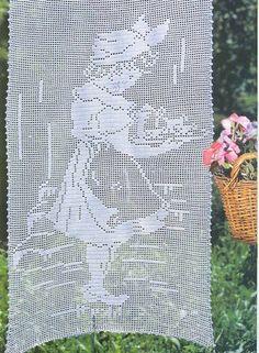 Crochet Diy, Filet Crochet, Crochet Wall Art, Crochet Simple, Crochet Doily Diagram, Crochet Squares, Crochet Doilies, Double Knitting Patterns, Crochet Stitches Patterns