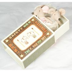 matchbook mice...