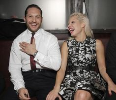 Inside The Drop after party at Cibo Wine Bar with stars Tom Hardy & Noomi Rapace