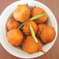 Potato Rolls | Aloo Bonda