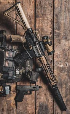 Quench your pewpewlife gunporn instict by building your own style wicked sick custom Web Interactive Builder with ALL the Industry Parts and Ammo. Weapons Guns, Airsoft Guns, Guns And Ammo, Custom Ar15, Custom Guns, Tactical Operator, Combat Gear, Military Guns, Home Defense