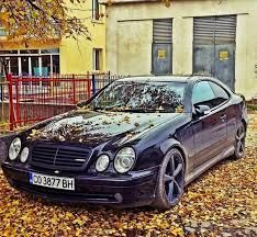 Image result for mercedes clk w208 customised