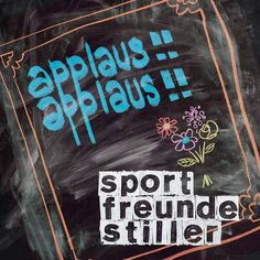 go to a concert Sportfreunde Stiller, Cover Art, Album Cover, Music Promotion, I Movie, Cool Pictures, Songs, Concert, Nice Picture