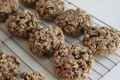 """Super-Charge Me Cookies - a tried and true fan fave from """"eat, drink & be vegan"""""""