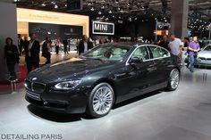 Mondial de l'automobile 2014 Paris - BMW Série 6 Gran Coupe