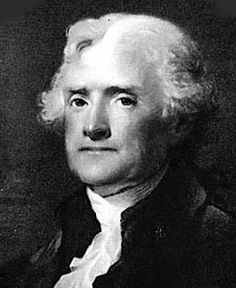 Thomas Jefferson  3rd President of the United States  Born: April 13, 1743 Died: July 4th, 1826 (age:83)