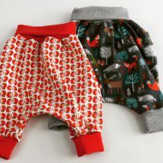 ♥ Mummelito ☮: nähen fürs Bauchbaby Teil 1 - wieviele Hosen braucht ein Baby?