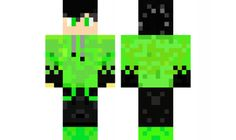 minecraft skin THEBOSS-UNLEASHED
