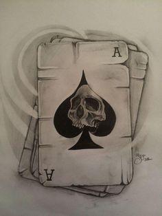 игральные карты タ ト ゥ-, 壁 紙 и ア-ト. Tattoo Card, Card Tattoo Designs, Joker Card Tattoo, Tattoo Ideas, Skull Tattoos, Sleeve Tattoos, Tatoos, Key Tattoos, Foot Tattoos
