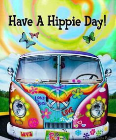 Photo of HippieDay for fans of Hippies 40571319 Hippie Peace, Happy Hippie, Hippie Love, Hippie Chick, Hippie Style, Hippie Things, Hippie Vibes, Volkswagen Bus, T3 Vw