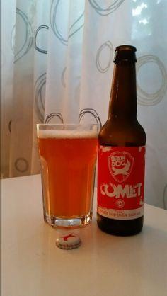 Comet BrewDog // 7/10 // van 4-pack IPA is dead // single hop IPA