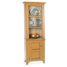 Jamestown Cupboard 75 H X 27 W 13 D 679 00 Yield House Pine Furniture