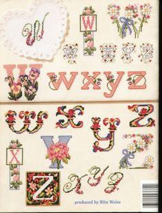 Gallery.ru / Фото #2 - 3660 Terrece Beesley - The ultimate flower Alphabet book - Chispitas