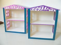 Small Dolls House @ R450 each.  Pick your colour! www.soje-interior.co.za
