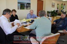 Prefeito Abrahão participa de palestra sobre Plano Diretor no mercado imobiliário