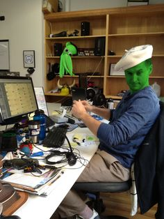 @devgcs No! It wasn't @GCpmn! It was the One-Armed Man! (that awkward moment when you quote `the Mask`) #anonohat