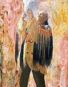 Spirit of the Buffalo by Dennis J Weber
