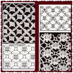 Sciarpe, #free #crochet #pattern <3 ceruleana <3