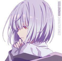 Anime Love, Cool Anime Girl, Anime Art Girl, Kawaii Anime Girl, Yandere Anime, Manga Anime, Anime Profile, Cool Art Drawings, Cute Chibi
