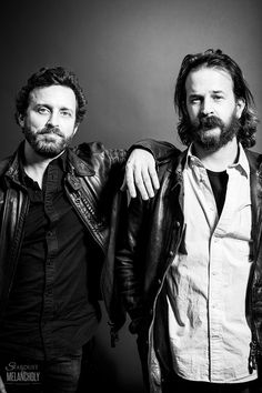 Rob Benedict and Richard Speight, Jr. ❤️