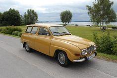 Saab 95-1972 after.