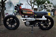 Yamaha XS400 E:: Coronas Modificadas. | 8negro