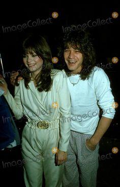 Eddie Van Halen Valerie Bertinelli - Bing Images